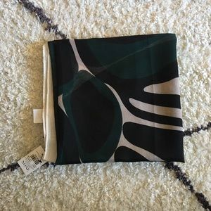 Ann Taylor square scarf
